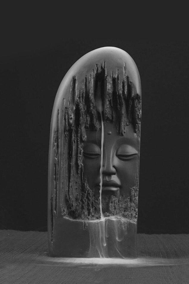7. Potporik olarak sana saygım var ama, sana tapamam toteeem! (Benden Yahşi Batı sevenlere gelsin :))) Karşınızda Dekoratif Buda Tütsülük!