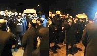 Polisle Müritler Arasında Gerginlik: Kocaeli'de Tarikat Liderinin Cenazesi, Dernek Bahçesine Gömülmüş