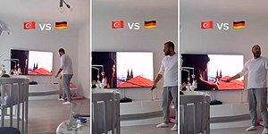 Almanya'da Yaşayan Gurbetçi, Türkçe Müzik Dinlerken 'Kurban Olduğum Ülkem' Diyerek Almanca Müziği Eleştirdi