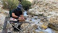 Doğada Yemekler Yapan YouTuberdan Bir Şeyler Yiyip İçerken İzleyebileceğiniz Harika Videolar
