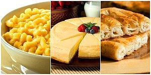 Damaklarınızı Şenlendirmeye Kararlı Baş Rolünde Peynirin Oynadığı 12 Nefis Tarif