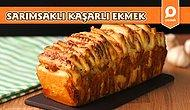 Bildiğiniz Ekmeğe Kendi Yorumumuzu Kattık, Nefis Oldu! Kaşar Peynirli Sarımsaklı Ekmek Nasıl Yapılır?
