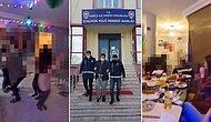 Oğlunun Doğum Günü Partisinde Yakalandı, Polislere 1 Yat ve 500 Bin TL Rüşvet Teklif Etti