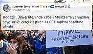 Boğaziçi Üniversitesi'ndeki Eylemlere 'Kabe' Soruşturması: 4 Öğrenci Gözaltında
