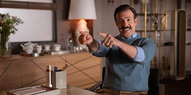 1. Ted Lasso (2020 - )