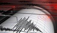 Son Deprem Nerede ve Ne Zaman Oldu? İşte AFAD ve Kandilli Rasathanesi Son Depremler Listesi...