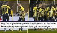 Kanarya Zorlandı! Çaykur Rizespor'u Tek Golle Geçen Fenerbahçe Maç Fazlasıyla Liderliğe Yükseldi