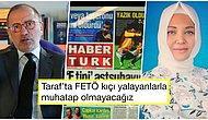 Katıldığı Yayında HaberTürk'ü FETÖ'cü Olmakla Suçlayan Hilal Kaplan'a Fatih Altaylı'dan Sert Bir Cevap Geldi!