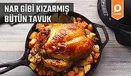 PUBG'de Galibiyet Yemeği: Nar Gibi Kızarmış Bütün Tavuk Nasıl Yapılır?