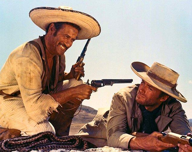18. The Good, the Bad and the Ugly (1966)