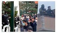Çatıda Keskin Nişancılar Bekliyor: Boğaziçi'ndeki Eylemlerde Çok Sayıda Öğrenci Gözaltına Alındı
