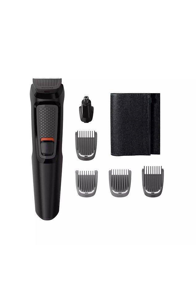 12. Bakımına önem veren bir baban varsa tıraş makinesini yenileyebilirsin.