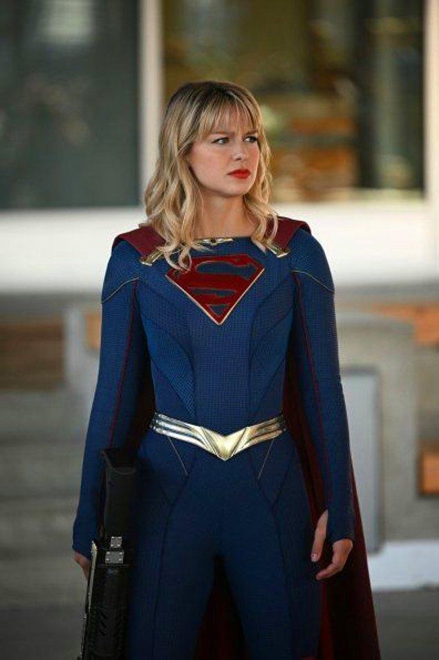 11. Supergirl
