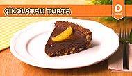 Çikolata Severlere Müjde! Çikolatalı Turta Nasıl Yapılır?