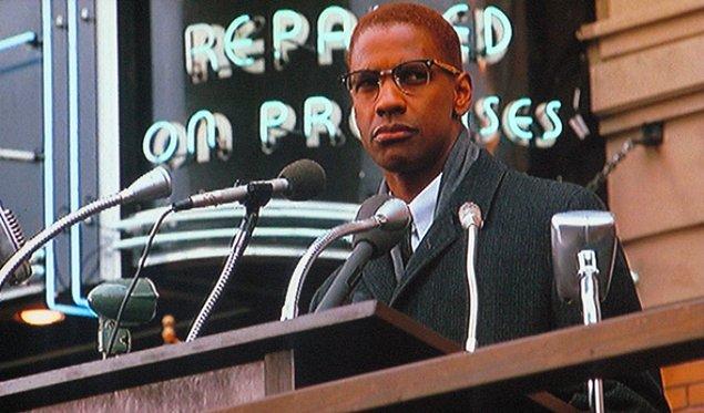 5. Malcolm X (1992)