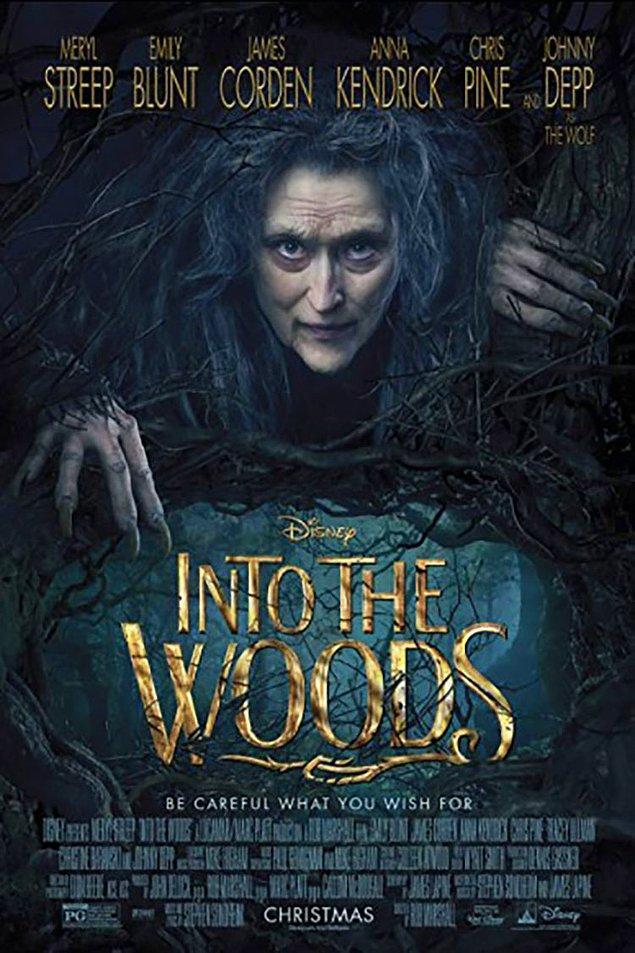 13. Into The Woods (2014) IMDb: 5,9