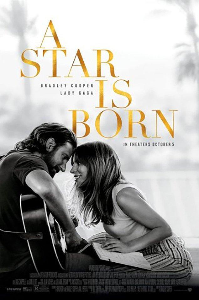 7. A Star Is Born (2018) IMDB: 7,6