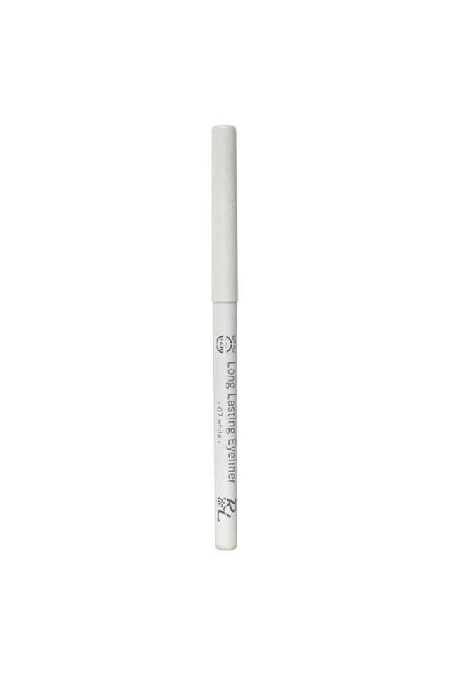10. Bakışlarınızın daha etkileyici ve ışıl ışıl olması için yapmanız gereken basit. Gözünüzün alt kapağının iç kısmına beyaz yumuşak bir kalem sürün.