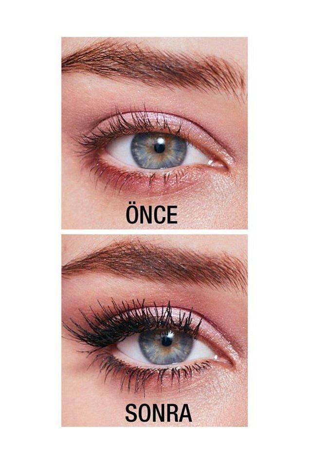 En güzel göz makyajını yapsanız da maskara kullanmadan o makyaj eksik kalacaktır.