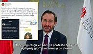 Fahrettin Altun'un Videosuna Destek Mesajları Atan Trollerin İpliğini Pazara Çıkaran Twitter Kullanıcısı