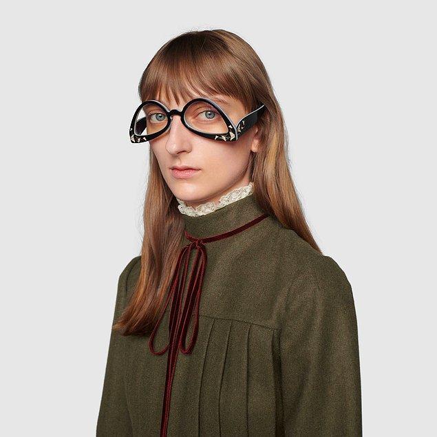 5. Ters gözlükler moda olursa oldukça ilginç görüntülere şahit olabiliriz.