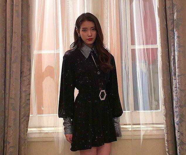 10. Lee Ji Eun (IU)