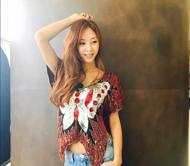 9. Gina Choi