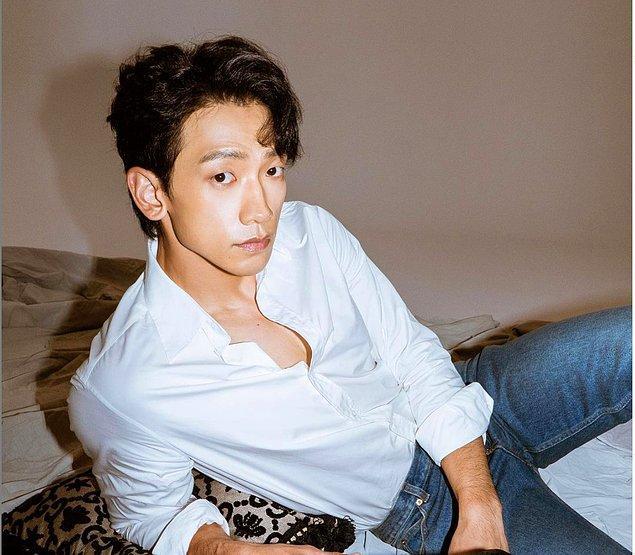 5. Jung Ji Hoon (Rain)