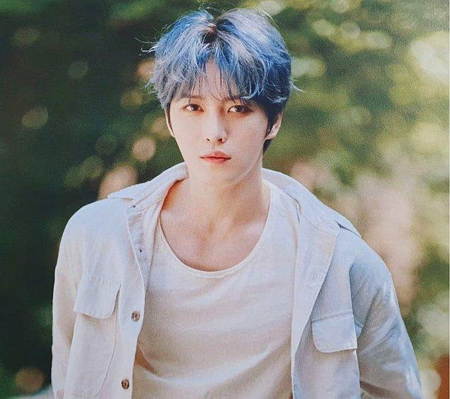 1. Kim Jaejoong