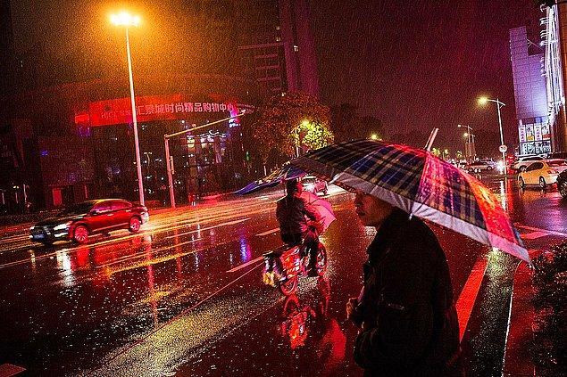 2020'de Tibet Platosu'nda yapılan deneylerde yağış oranında yüzde 17 artış kaydedildi.