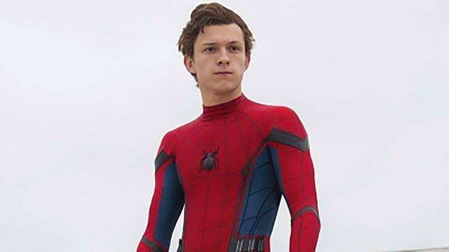 8. Örümcek Adam 3: Şimdi Huzur