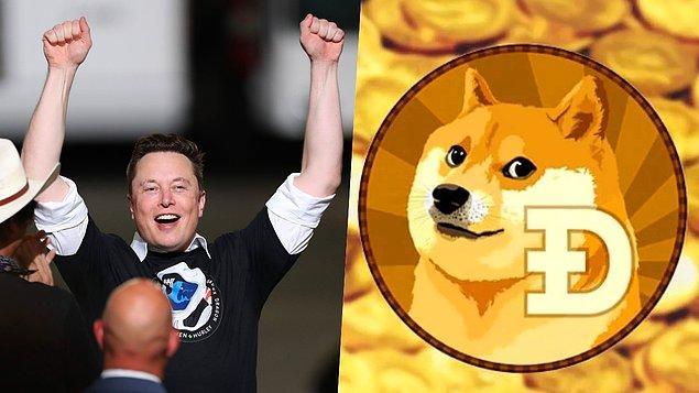 Dogecoin'de Elon Musk Etkisi Sürüyor!