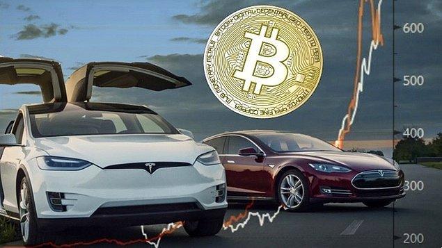 Tesla'nın Bitcoin Açıklaması