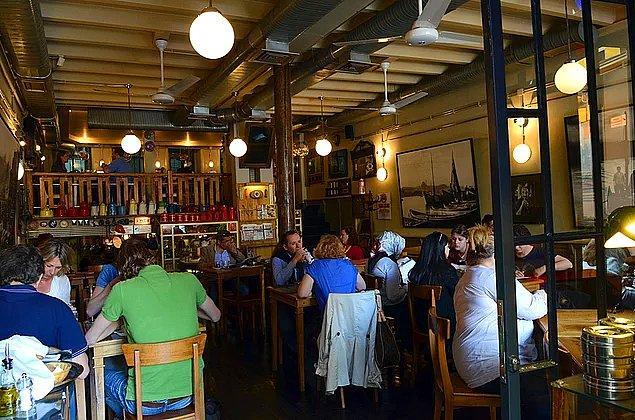 Kafe Ve Restoranlar Açılacak Mı?