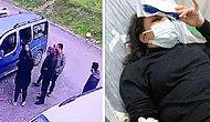 Kirayı Ödeyemediği İçin... İzmir'deki Kadına Öldüresiye Dayak Kameralara Yansıdı
