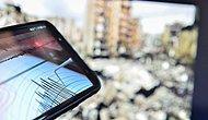 İzmir Urla Açıklarında 4,4 Büyüklüğünde Deprem