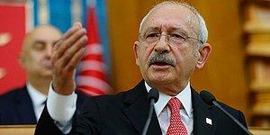 Kemal Kılıçdaroğlu Grup Toplantısında Konuştu: 'Kibirle Devlet Yönetilmez'