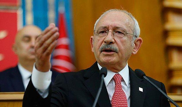 Kılıçdaroğlu'nun konuşmasından satır başları şöyle: