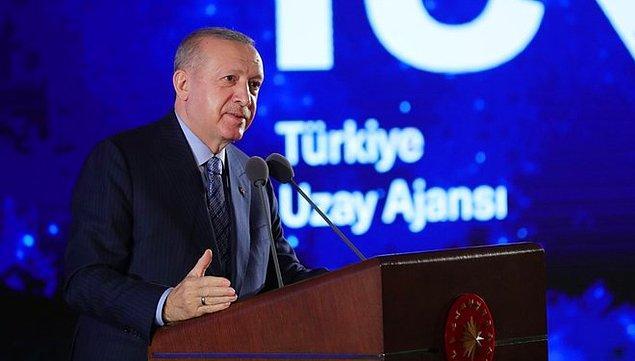 Cumhurbaşkanı Erdoğan'ın açıklamalarından satır başları şöyle: