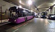İETT Otobüsünü Çalıp İstanbul Turuna Çıktı