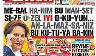 Takvim Gazetesi Manşetinden Meral Akşener'e Hakaret Etti: 'Anlamazsanız Beyne İyi Gelen Besinleri Okuyun'