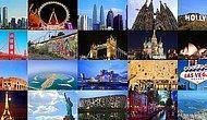 Seyahat Alışkanlıklarına Göre Kafa Yapın Hangi Dünya Şehrine Uygun?
