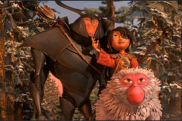 2. Kubo and the Two Strings (2016)