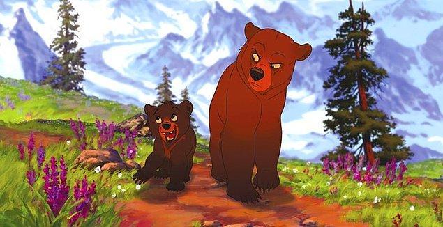 7. Brother Bear (2003)