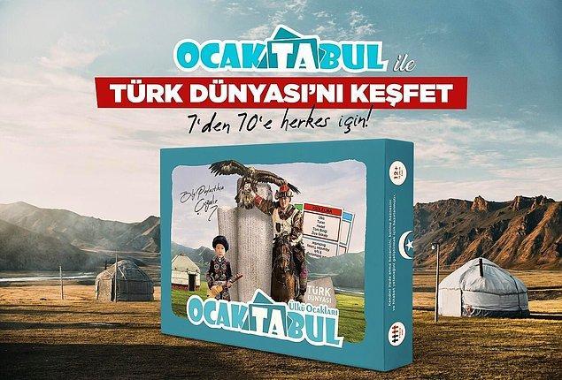 'Bu oyun Türk gençliğinin kendini geliştirmesi için bir yapı taşı niteliğinde'