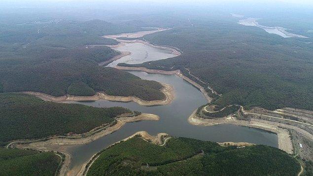 İSKİ Gün Gün Baraj Doluluk Oranlarını Gün Gün Açıklıyor