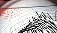 İzmir Dikili'de 4.0 Büyüklüğünde Deprem! AFAD ve Kandilli Son Depremler Listesi...