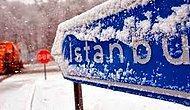 İstanbul'da Kar Ne Zaman Yağacak? İstanbul Valiliği'nden Kar Uyarısı
