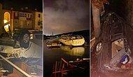 Çeşme'de Hortum: Çatılar Uçtu, Araçlar Savruldu, En Az 16 Yaralı Var