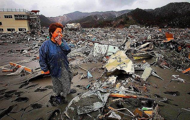 Fukuşima kıyılarında 7,1 büyüklüğündeki depremin ardından ufak dalgalanmalar yaşandı.